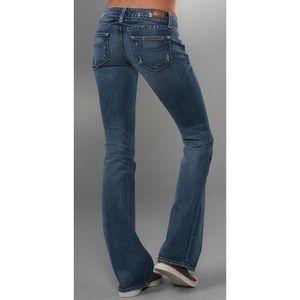 🔸Paige Laurel Canyon Flare Jeans